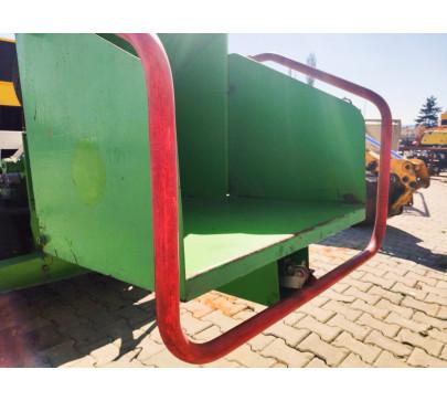 Дробилка за клони GreenMech Eco Combi 150, ремарке  image 6