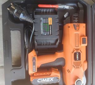 Машина за връзване на арматура CIMEX RT2640