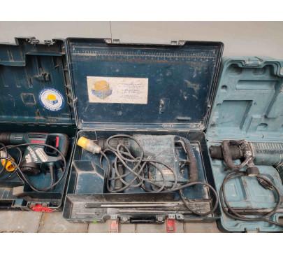 Перфоратор 7 кг. Bosch 110V