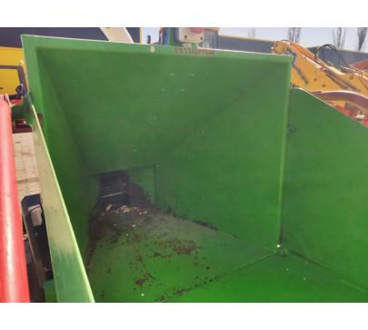 Дробилка за клони GreenMech Eco Combi 150, ремарке  image 7