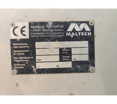 Машина за мазилка Maltech M5 evolution image 6
