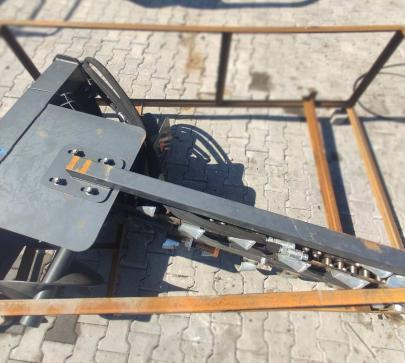 Каналокопател за мини челен товарач  image 1