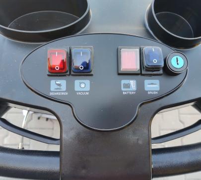 Подопочистващ автомат CIMEX 530B image 3