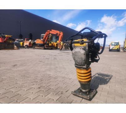 Трамбовка пачи крак 75 кг Cimex TR75 image 9