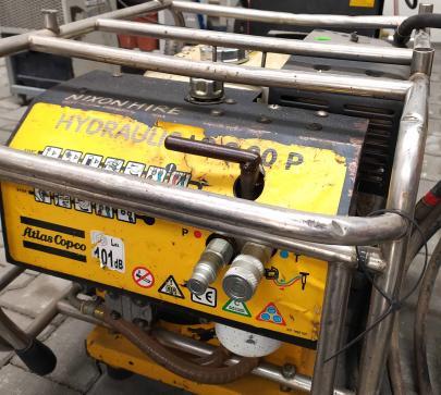 Хидравлична станция Terex HP60 MK11 с чук