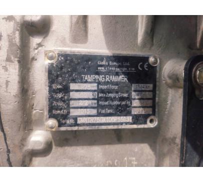 Трамбовка пачи крак 75 кг Cimex TR75 image 12