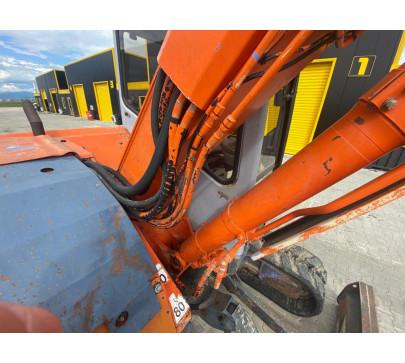 Мини багер 7500 кг Hitachi EX75UR image 19