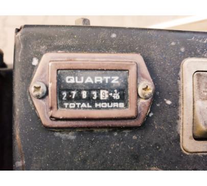 Мини багер Bobcat 323 / 2783 реални мото часа  image 9