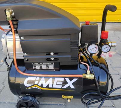 Компресор за въздух CIMEX 24л, 184 l./min, 1.5kW image 2