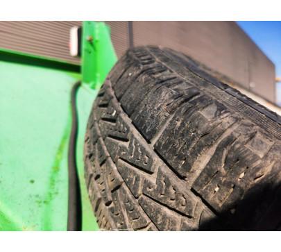 Дробилка за клони GreenMech Eco Combi 150, ремарке  image 15