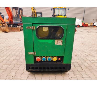 Трифазен дизелов генератор 16 kW image 2