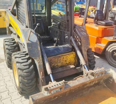 Мини челен товарач New Holland	LS160  image 1