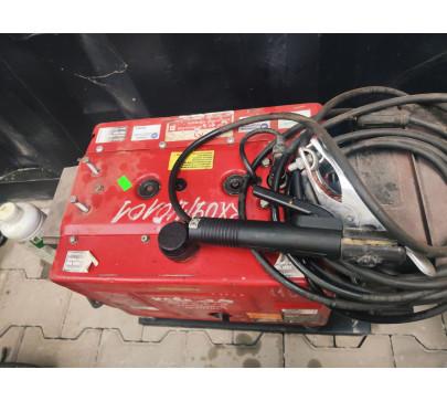 Бензинов двутактов електрожен  image 2