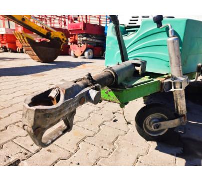 Дробилка за клони GreenMech Eco Combi 150, ремарке  image 11