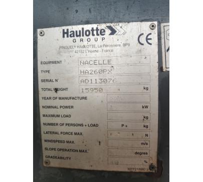 Артикулираща вишка Haulotte HA260PX-50, 26м. image 7
