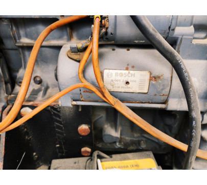 Трифазен дизелов генератор 16 kW image 5