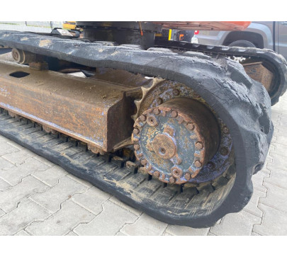 Мини багер 7500 кг Hitachi EX75UR image 12