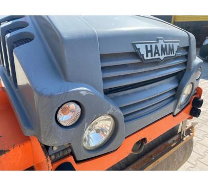 Двубандажен валяк Hamm HD12 VV image 19