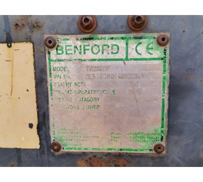 Двубандажен валяк Benford TV1200DF ПО ДОГОВАРЯНЕ  image 13