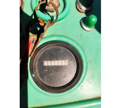 Дробилка за клони GreenMech Eco Combi 150, ремарке  image 9
