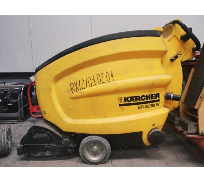 Машина за почистване на подове Karcher BR 55/60 W - за части