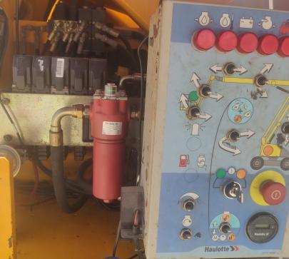 Артикулираща вишка Haulotte HA260PX-50, 26м. image 3
