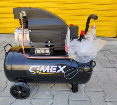 Компресор за въздух CIMEX 50л, 184 l./min, 1.5kW