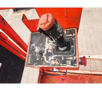 Ножична вишка Snorkel S1930 / 200 реални мото часа  image 14