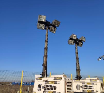 Осветителна кула SMC TL90