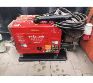 Бензинов двутактов електрожен