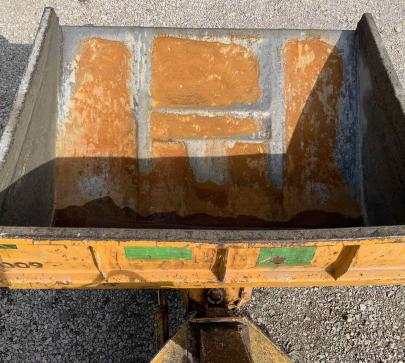 Дъмпер 4000 кг Benford PT4000 / 975 реални мото часа  image 10