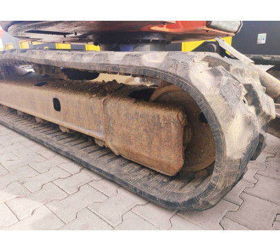 Мини багер 7500 кг Hitachi EX75UR image 14