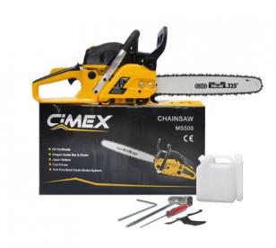 Моторен трион 45 см., шина CIMEX
