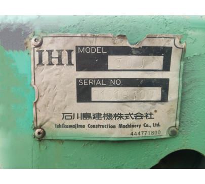 Мини багер IHI 30J / 3983 реални мото часа  image 8