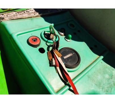 Дробилка за клони GreenMech Eco Combi 150, ремарке  image 10