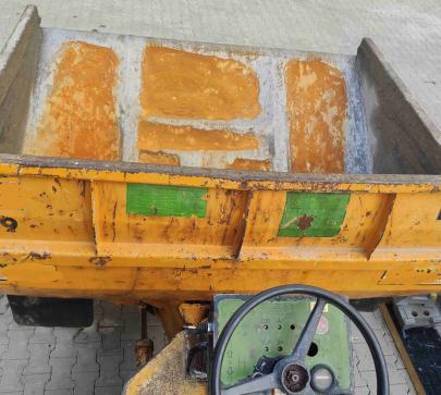 Дъмпер 4000 кгBenfordPT4000 - ПО ДОГОВАРЯНЕ image 1