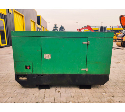 Трифазен дизелов генератор 16 kW image 1