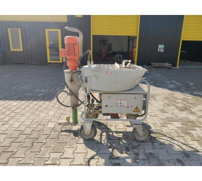 Машина за мазилка Brinkmann Projet Mix D4 image 9