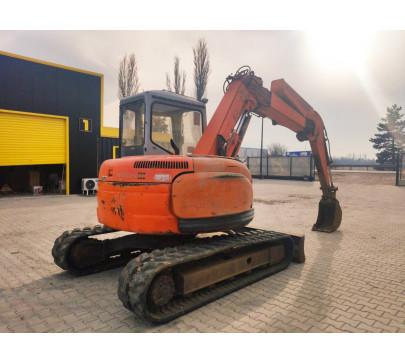 Мини багер 7500 кг Hitachi EX75UR image 5