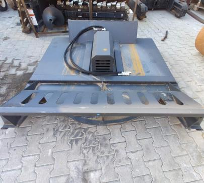 Косачка прикачен инвентар за мини челен товарач  image 4