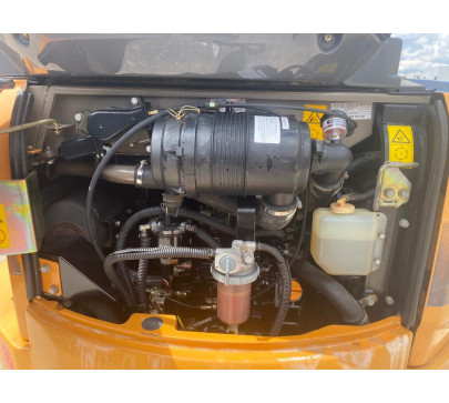 Мини багер Case CX31B image 8