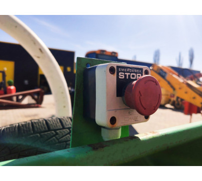 Дробилка за клони GreenMech Eco Combi 150, ремарке  image 13