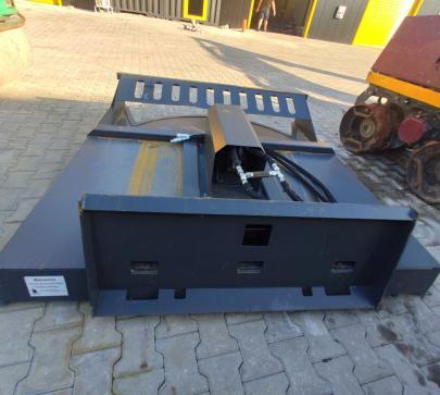 Косачка прикачен инвентар за мини челен товарач  image 2