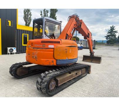 Мини багер 7500 кг Hitachi EX75UR image 2
