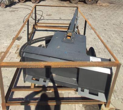Каналокопател за мини челен товарач  image 6
