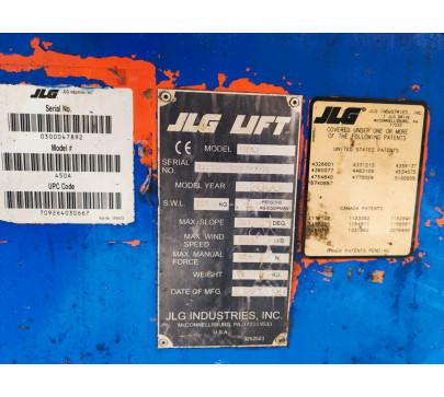 Артикулираща вишка JLG 450AJ image 10