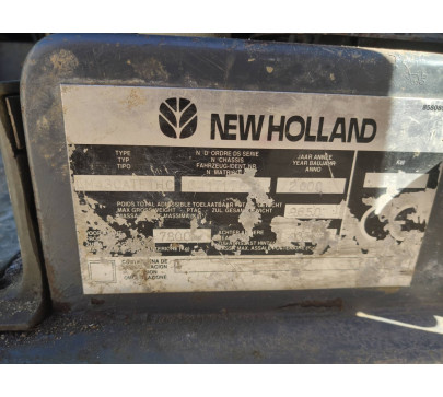Телескопичен товарач 7м. New Holland LM430  image 13