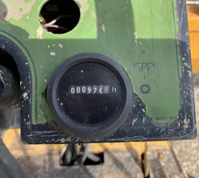 Дъмпер 4000 кг Benford PT4000 / 975 реални мото часа  image 9