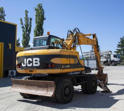 Колесен багер JCB JS 130W ПО ДОГОВАРЯНЕ  image 5