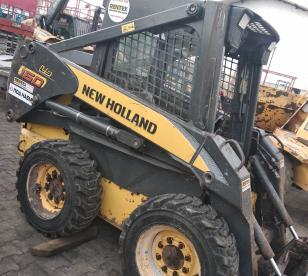 Мини челен товарач New Holland	LS160